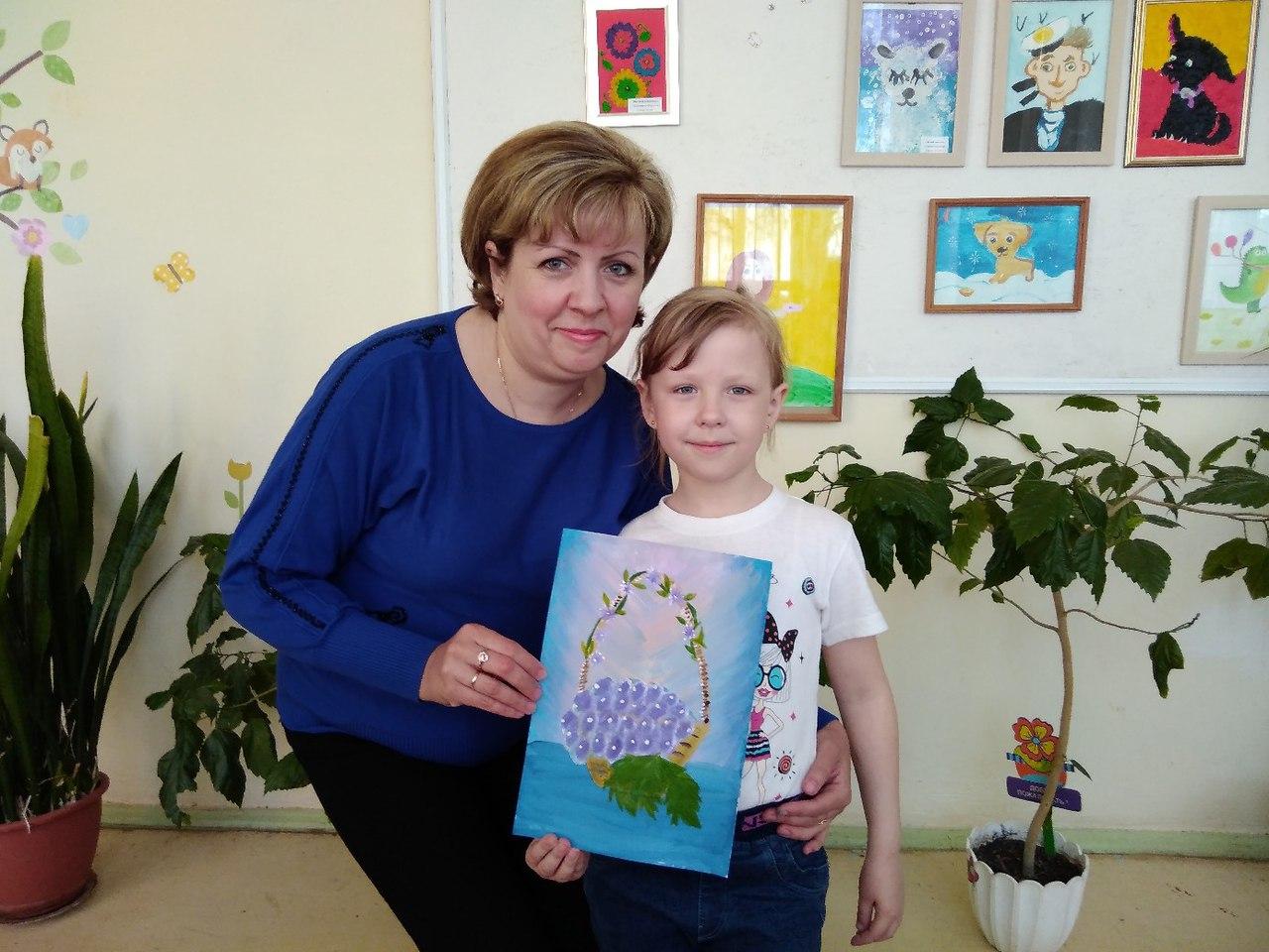 Рисуем гуашью с детьми фото